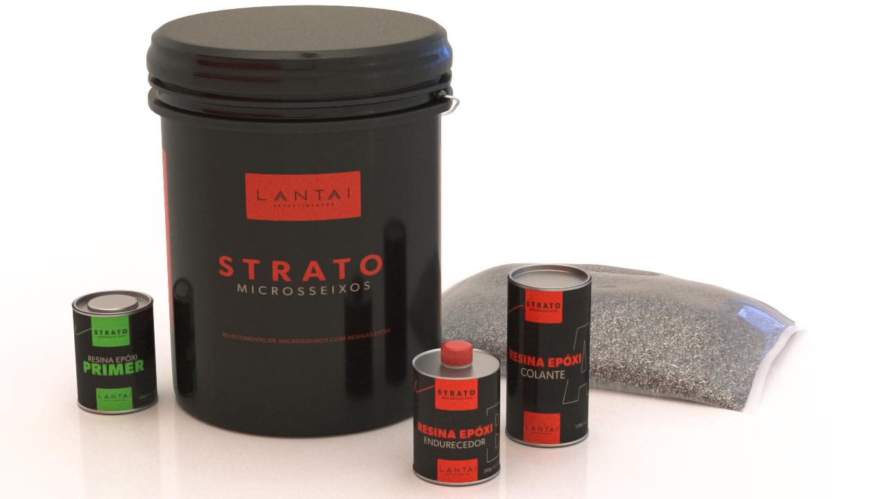 Strato – Microsseixos: pequeno em tamanho e grande em beleza.